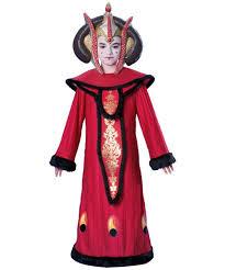 queen amidala kids movie costume girls costumes