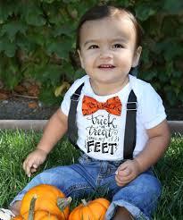 my first halloween onesies baby boy halloween trick or treat smell my feet u2013 noah u0027s