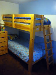Build Cheap Bunk Beds by One Legged Bunk Bed 9 Steps With Pictures