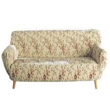 housse pour canapé 3 places housse fleurie pour canapé 3 places acheter linge de maison la