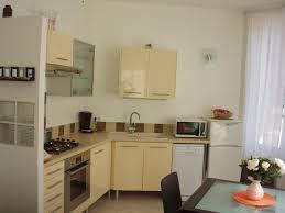 cuisine avec lave linge la cuisine villa de la source à vichy location meublée