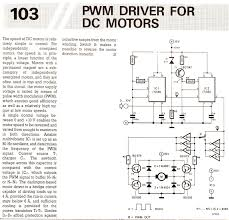 simple dc motor speed controller circuit electronic projects