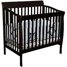 Delta Mini Crib Delta 2 In 1 Mini Crib Chocolate Walmart