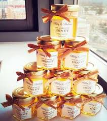 honey favors glamorous uk barn wedding honey wedding favors favours and