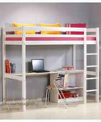 Loft Bunk Beds Uk Loft Bed White Search For Pinterest High