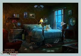 artstation hidden object games backgrounds renju mv fantasy