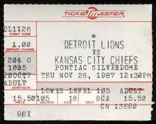 detroit lions thanksgiving ebay