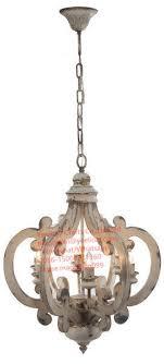 Wooden Chandeliers Lighting Yl Lt1001 Wholesale Farmhouse Vintage Wooden Chandelier 6 Lights