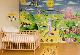 Modern Nursery Wall Decor Baby Wall Decor Best Baby Decoration