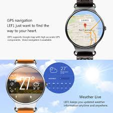 Pedometer Map Aliexpress Com Buy Lemfo Lef1 Android 5 1 Mtk6580 512mb 8gb