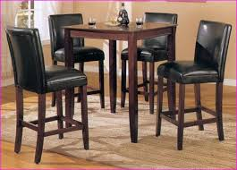 Bar Top Table Sets Kitchen High Kitchen Table With Stools On Kitchen In Bar Height