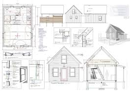 Tiny House Floor Plans and Designs on Wheels Tiny House Floor