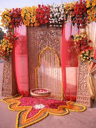 Indian Wedding Planners Nj A Wedding Planner Indian Wedding Stage Decorations And Indian