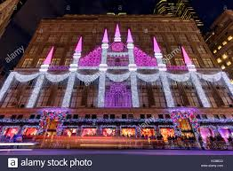 saks fifth avenue lights saks fifth avenue with christmas light show and holiday season