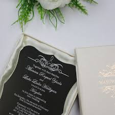 engraved wedding invitations online shop 30 personalized luxury customized acrylic wedding