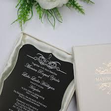 acrylic wedding invitations online shop 30 personalized luxury customized acrylic wedding