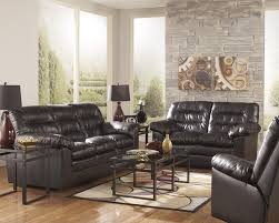 pillow arm leather sofa leather sofas loveseats furniture decor showroom