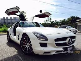 amg sls mercedes mercedes sls amg 2010 amg 6 2 in selangor automatic coupe