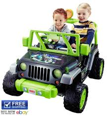 toy jeep for kids fisher price power wheels teenage mutant ninja turtle ride on toys