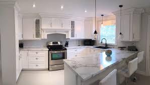 titanium white kitchens signature kitchens and baths