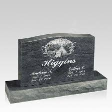 granite headstones companion granite headstone