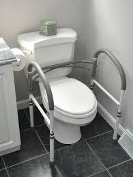 Bathroom Rails Grab Rails Amazon Com Carex Health Brands Bathroom Safety Rail Health