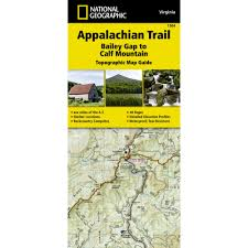 Map Of Southwest Virginia by 1503 Appalachian Trail Damascus To Bailey Gap Virginia Trail
