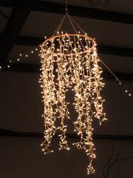 outdoor string light chandelier 20 crazy ways to light up your backyard