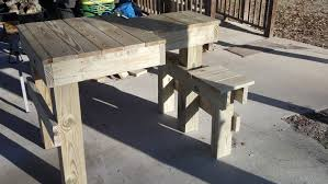 Plans For A Shooting Bench Found Some Simple Plans Online 100 And Saturday Later I Have A