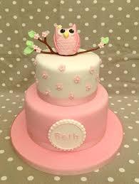 owl birthday cakes baby girl 1st birthday cake photos best owl cakes ideas on