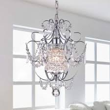 Maria Theresa 6 Light Crystal Chandelier Maria Theresa 6 Light Crystal Chandelier Overstock Com Shopping