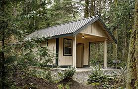 Cottages That Allow Dogs by Dog Friendly Glamping Yurts Cabins And Huts In Washington