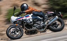 bmw 9t 2017 bmw r ninet racer review ride