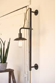 Plug In Wall Lighting Farmhouse Industrial Modern Room Decor Package Wall Sconces