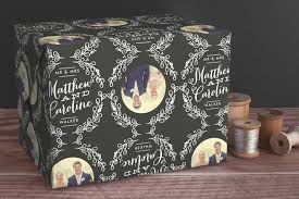 chalk wrapping paper chalkboard wreath wrapping paper