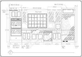 autocad design kitchen kitchen elevation cad kitchen cabinet elevation cad