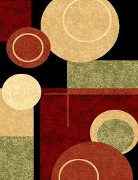 Modern Abstract Area Rugs 7 Best Area Rugs Images On Pinterest Area Rugs Black Cream And