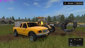 Ford Ranger Truck 2017 - new york dot ford ranger ls 17 farming simulator 2017 17 mod