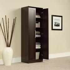 sauder kitchen storage cabinets elegant sauder home plus sienna oak storage cabinet 411963 sauder