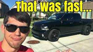 Dodge 1500 Truck Transmission Problems - my ram 1500 already has problems youtube
