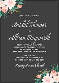 wedding shower invitation bridal shower invitations wedding shower invitations basicinvite