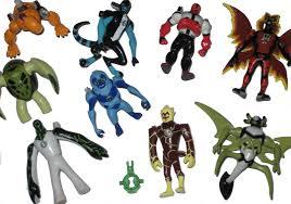 toys rule review ben 10 alien creation