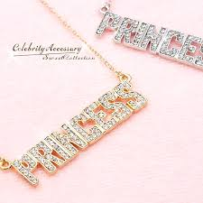 letter plate necklace images Accessoryshopbarzaz rakuten global market letter plate necklace jpg