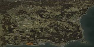 dayz maps dayz vs battlefield 4 vs cod map size comparisons bonejunkie
