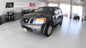 nissan armada for sale canada 2011 nissan armada sv suv 69 464 miles stock h9498a used car