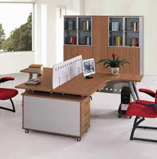 Home Office Furniture For Two Office Desk Two Computer Desk Home Office Set Office Furniture