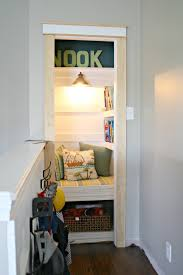 How To Cut Around Door Frames Laminate Flooring Hardwoods In The Loft And Adding Farmhouse Door Trim From Thrifty