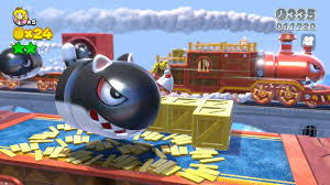 super mario thanksgiving super mario 3d world wii u review makes the old feel new usgamer