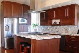 Shaker Style Kitchen Cabinets Kitchen Fabulous Cherry Shaker Kitchen Cabinets Img 3413 Cherry