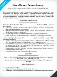Hr Manager Resume Sample Resume Manager Sample Retail Manager 2 Sales Manager Resume Sample